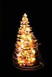 χριστουγεννιάτικο δέντρο χρώματος Στοκ εικόνες με δικαίωμα ελεύθερης χρήσης