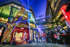Χριστουγεννιάτικο δέντρο Στοκ φωτογραφία με δικαίωμα ελεύθερης χρήσης