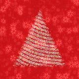 Χριστουγεννιάτικο δέντρο. ελεύθερη απεικόνιση δικαιώματος