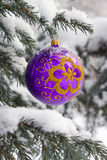 χριστουγεννιάτικο δέντρ&o στοκ εικόνες