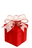 χριστουγεννιάτικο δώρο Στοκ Φωτογραφία