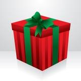 χριστουγεννιάτικο δώρο Διανυσματική απεικόνιση