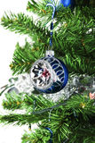 χριστουγεννιάτικο δέντρο Στοκ Εικόνα