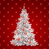 Χριστούγεννα, δέντρο Στοκ Φωτογραφίες