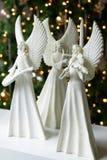 Χριστούγεννα αγγέλων Στοκ Εικόνα