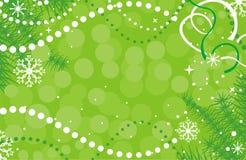 Χριστούγεννα ανασκοπήσ&epsilo Στοκ εικόνες με δικαίωμα ελεύθερης χρήσης