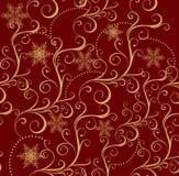 Χριστούγεννα ανασκόπησης άνευ ραφής απεικόνιση αποθεμάτων