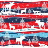 Χριστούγεννα ανασκόπησης εύθυμα Στοκ εικόνες με δικαίωμα ελεύθερης χρήσης