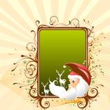Χριστούγεννα ανασκόπησης Στοκ Εικόνες