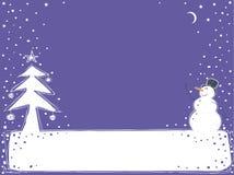 Χριστούγεννα ανασκόπησης Στοκ Φωτογραφία