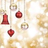 Χριστούγεννα ανασκόπησησ στοκ εικόνα με δικαίωμα ελεύθερης χρήσης