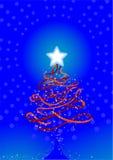 Χριστούγεννα ανασκόπηση&sigma Στοκ Εικόνα