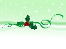 Χριστούγεννα ανασκόπησησ διανυσματική απεικόνιση
