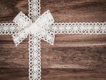 Χριστούγεννα, δαντέλλα, παρόν στο ξύλο στοκ φωτογραφίες με δικαίωμα ελεύθερης χρήσης