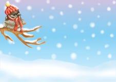 Χριστούγεννα απεικόνιση&sig διανυσματική απεικόνιση