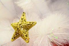 Χριστούγεννα αστεριών για το έμβλημα και το φυλλάδιό σας Στοκ εικόνα με δικαίωμα ελεύθερης χρήσης