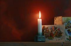 Χριστούγεννα βικτοριανά Στοκ εικόνα με δικαίωμα ελεύθερης χρήσης