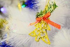 Χριστούγεννα διακοσμήσεων για το έμβλημα και το φυλλάδιό σας Στοκ φωτογραφίες με δικαίωμα ελεύθερης χρήσης