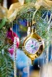 Χριστούγεννα διακοσμήσ&epsi Στοκ Εικόνα