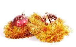 Χριστούγεννα διακοσμήσ&epsi Στοκ φωτογραφίες με δικαίωμα ελεύθερης χρήσης