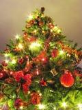 Χριστούγεννα διακοσμήσ&epsi Στοκ εικόνα με δικαίωμα ελεύθερης χρήσης