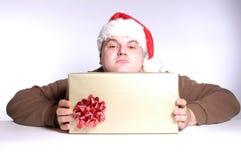 Χριστούγεννα δώρων στοκ φωτογραφία με δικαίωμα ελεύθερης χρήσης