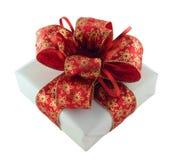Χριστούγεννα δώρων Στοκ Φωτογραφία