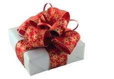 Χριστούγεννα δώρων Στοκ Φωτογραφίες