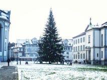 Χριστούγεννα εδώ στοκ εικόνα με δικαίωμα ελεύθερης χρήσης