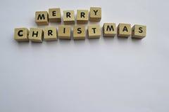 Χριστούγεννα εμβλημάτων εύθυμα Στοκ εικόνες με δικαίωμα ελεύθερης χρήσης