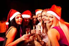 Χριστούγεννα εορτασμού στοκ φωτογραφίες με δικαίωμα ελεύθερης χρήσης