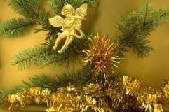 Χριστούγεννα εορτασμού Στοκ εικόνα με δικαίωμα ελεύθερης χρήσης