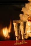 Χριστούγεννα ευθυμίας Στοκ εικόνα με δικαίωμα ελεύθερης χρήσης