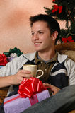 Χριστούγεννα ευθυμίας στοκ εικόνες με δικαίωμα ελεύθερης χρήσης