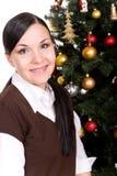 Χριστούγεννα ευτυχή Στοκ φωτογραφία με δικαίωμα ελεύθερης χρήσης
