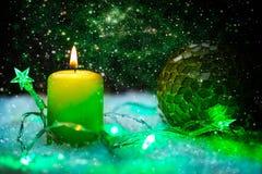 Χριστούγεννα ευχετήριων καρτών Στοκ Φωτογραφία