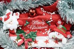 Χριστούγεννα 3 εύθυμα στοκ φωτογραφίες