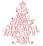 Χριστούγεννα εύθυμα Στοκ φωτογραφίες με δικαίωμα ελεύθερης χρήσης