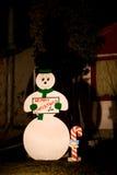 Χριστούγεννα εύθυμα Στοκ Εικόνες
