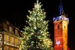 Χριστούγεννα η διανυσματική έκδοση δέντρων χαρτοφυλακίων μου Στοκ εικόνα με δικαίωμα ελεύθερης χρήσης