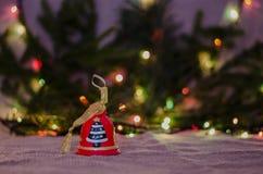 Χριστούγεννα, διακόσμηση, έτος, νέο, διακοπές, ντεκόρ, περίκομψο Στοκ φωτογραφίες με δικαίωμα ελεύθερης χρήσης