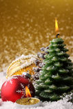 Χριστούγεννα ΙΙΙ χρόνος στοκ εικόνες