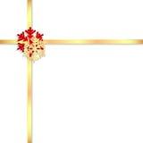 Χριστούγεννα και νέα ανασκόπηση έτους Στοκ φωτογραφίες με δικαίωμα ελεύθερης χρήσης