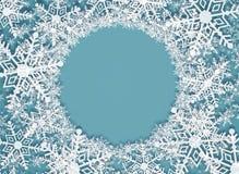 Χριστούγεννα και νέα κάρτα έτους Στοκ Φωτογραφία