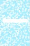 Χριστούγεννα και νέο σχέδιο έτους, κάρτα Στοκ Εικόνες