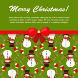 Χριστούγεννα και νέο υπόβαθρο έτους. Άνευ ραφής σχέδιο Στοκ φωτογραφία με δικαίωμα ελεύθερης χρήσης