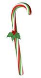 Χριστούγεννα καλάμων καρ&a Ελεύθερη απεικόνιση δικαιώματος