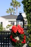 Χριστούγεννα Καλιφόρνια&sig Στοκ Εικόνες