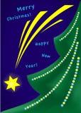 Χριστούγεννα καρτών που χ&a ελεύθερη απεικόνιση δικαιώματος