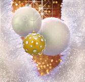 Χριστούγεννα καρτών Στοκ εικόνες με δικαίωμα ελεύθερης χρήσης